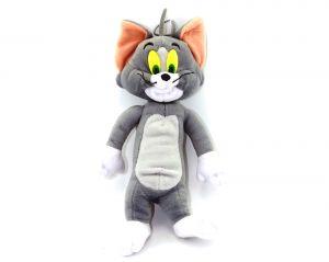 Tom als Plüschfigur. Größe ca 30cm (Tom und Jerry Figur)