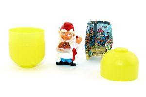Bäcker Zuckersüß aus der Serie Zunft der Zwerge noch im Ei mit Beipackzettel