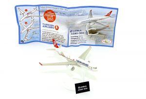 Turkisch Airlines A330-A300 Flugzeuge (Star Alliance 2014)