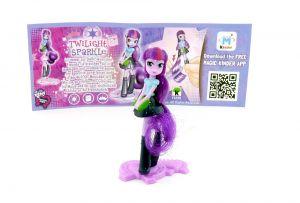 Twilight Sparkle mit Beipackzettel (My little Pony)