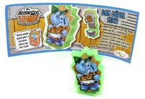 STICK von DAN DÜBEL mit Beipackzettel (Die Heimwerker Elefanten)