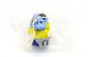 USB Stick DJ Happy Hippo noch verpackt in KLEIN - Kurzen Arm