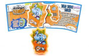 STICK von TILO TUPF mit Beipackzettel (Die Heimwerker Elefanten)