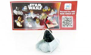 DARTH VADER von Star Wars mit Beipackzettel (FS322)