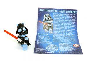 Dark Laser (Vader) aus der Serie Hipperium mit Beipackzettel [Star Wars]