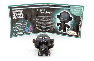 Darth Vader mit weißer Kennung unter den Füßen (Variante)