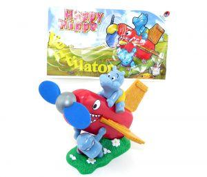 Happy Hippo Ventilator aus dem Maxi Ei von Ferrero