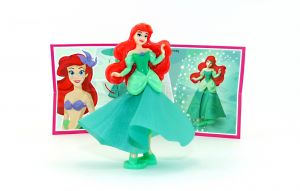Disney Prinzessin Arielle (Beipackzettel Nummer VV367)