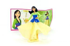 Disney Prinzessin Mulan (Beipackzettel Nummer VV370)