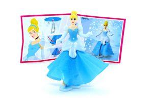 Disney Prinzessin Cinderella (Beipackzettel Nummer VV417)