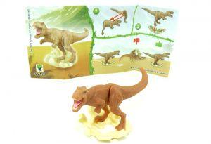 T - REX Tyrannosaurus aus der Serie Jurassic World mit der Kennung VV429