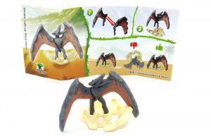 Pteranodon aus der Serie Jurassic World mit der Kennung VV436