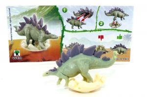 Stegosaurus aus der Serie Jurassic World mit der Kennung VV438