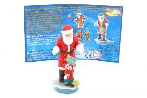 Der Elf und der Weihnachtsmann mit Beipackzettel (Polarexpress)