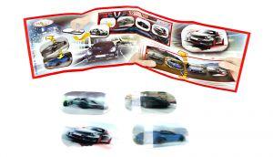 Porsche Wackelbilder, GT3, Speedster, Spyder und Cayman (2)