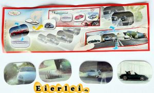 Porsche Wackelbilder, Panamera, Boxster, Panamera und Turbo