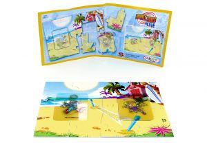 Looney Tunes Activ Puzzleecke Nr. 5 mit Beipackzettel (Puzzle)