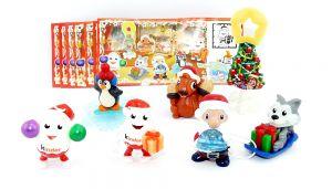 Figurensatz von der Weihnachtsparty 2013 (Sätze Deutschland)