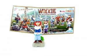 Wickie als Ü-Ei Figur aus dem Film (Wickie)