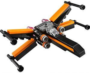 LEGO Star Wars Poe's X - Wing Kampfflieger  im Polybag [Nummer 30278]