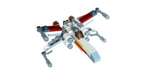 LEGO Star Wars  Mini X-Wing Starfighter (Dunkle Verpackung) im Polybag [Nummer 30272]
