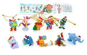 Winnie the Pooh Christmas von Zaini