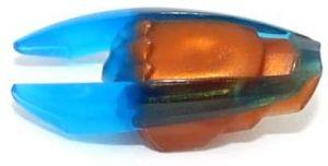 LEGO Ninjago Blaue Zeitklinge Time Blade Neu Zeitlupen Zeitklinge (Größe ca. 1cm x 2cm)