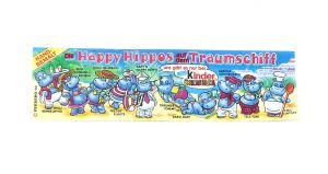 Beipackzettel vom Happy Hippo Traumschiff ohne ZDF Kennung