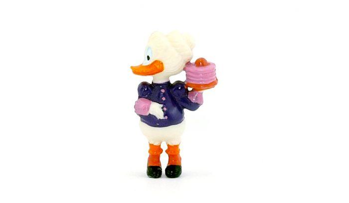 Oma Duck mit Schichtorte (Ü-Ei Variante)