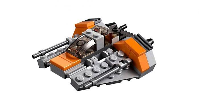 Star Wars Snowspeeder im Polybag (LEGO 30384)