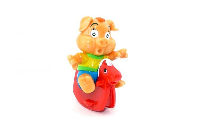 Sammy Sattelfest (Pinky Piggys)