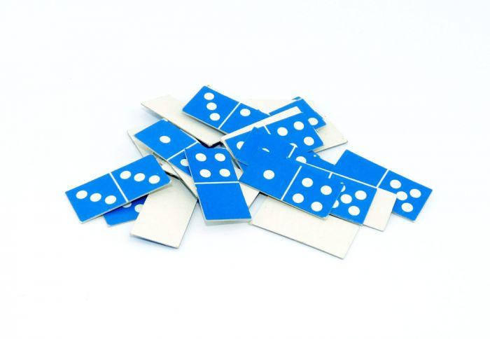 Ü-Eier Spiel Domino von 1986 (Alte Ü-Ei Inhalte)