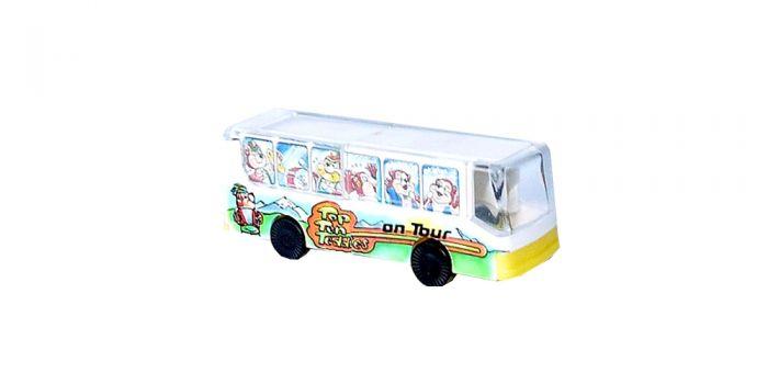On Tour Bus zur Serie Die Top Ten Teddies