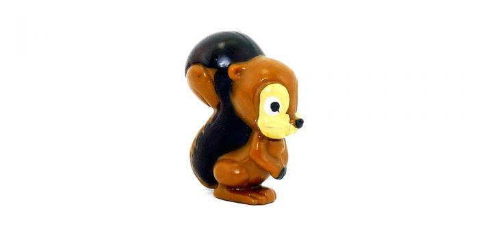 Eichhörnchen Figur Tao und seine Freunde in dunkelbraun, Tao Tao
